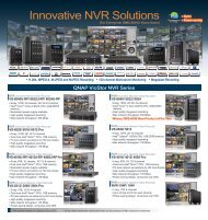 Innovative NVR Solutions - About QNAP