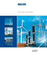 RZ Solution-Brochure Smart Grid D - Belden