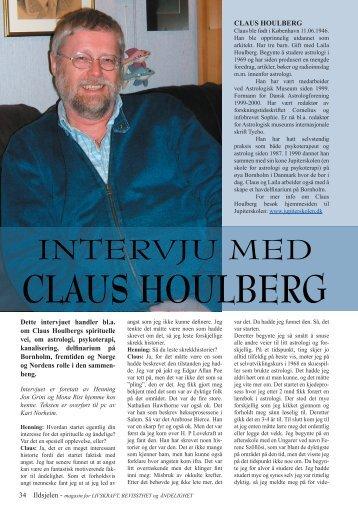 Intervju med claus houlberg - Ildsjelen