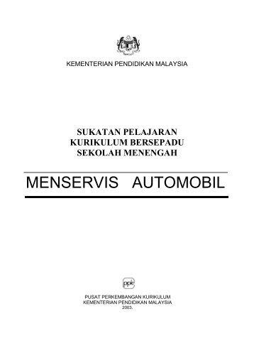 MENSERVIS AUTOMOBIL - SMK Pai Chee