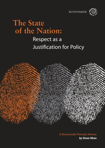 State of the Nation Review v6 - Runnymede Trust