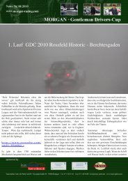 Newsletter Rossfeld-Historic downloaden - LA STRADA • touring
