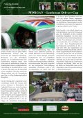 Newsletter Rossfeld-Historic downloaden - LA STRADA • touring - Seite 3