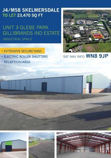 glebe Brochure 2010 V04.indd - Spencer Commercial Property