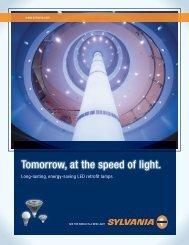Long-lasting, Energy-saving LED Retrofit Lamps - Albrite Lighting
