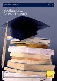 Spotlight on… Student Housing - The Mansion Group