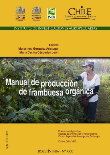 Manual de Produccion Frambuesa Organica