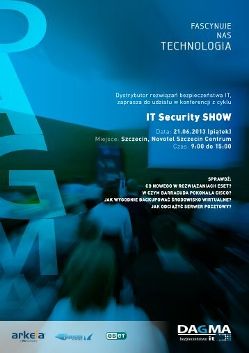 IT Security SHOW IT Security SHOW - Dagma
