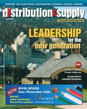 new generation - Electrical Business Magazine
