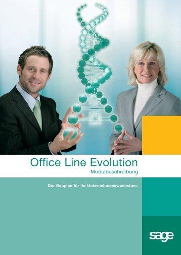 03 - Office Line Evolution - Modulbeschreibungen - Atus AG