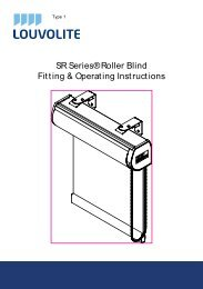 How to Fit Spring Operated Roller Blinds - Merit Blinds