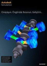 Autodesk Simulation 2012 Detaylı Ürün Broşürü [Türkçe] - AKRO ...