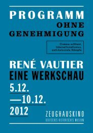 René VautieR - Ohne Genehmigung