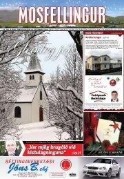 GleðileG jól - Mosfellingur