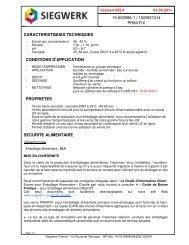 15-600086-1 / 15si037414 prim fix caracteristiques techniques ...