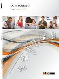 Catalogo Grande Distribuzione 2013-2014 - Professionisti BTicino