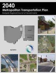 Metropolitan Transportation Plan - Eastgate Regional Council of ...
