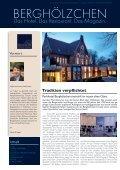 Tradition verpflichtet - Parkhotel Berghölzchen - Seite 5