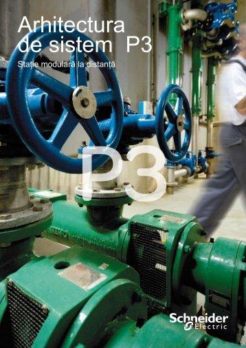 Ghid arhitectura de sistem P3 pentru industria ... - Schneider Electric
