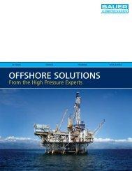 Offshore Brochure - BAUER Compressors