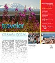 Spring Traveler - Carlson Wagonlit Travel