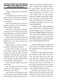 Predigt über Apg 16, 23-34 - Badkoenig-lebt.de