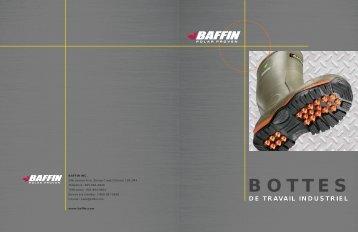 Catalogue pdf - Baffin
