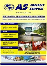 MORELO REISEMOBILE - AS Freizeit Service