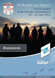 Roadbook - Frankenwaldverein