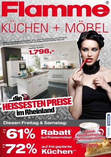 Lack Hochglanz - Flamme Möbel Düsseldorf