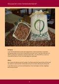 Das Besondere der GEPA-Schokoladen - Fair4You - Seite 6
