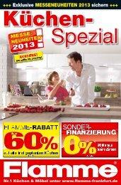 60% - Flamme Möbel Frankfurt