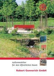 Abfallkörbe aus Stahlblech, feuerverzinkt - Robert Gennerich GmbH