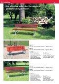 Abfallkörbe aus Stahlblech, feuerverzinkt - Robert Gennerich GmbH - Seite 4