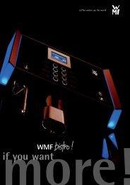 WMF bistro! - Prospekt