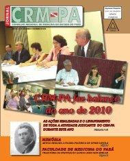 crm-pa faz balanço do ano de 2010 - Conselho Regional de ...