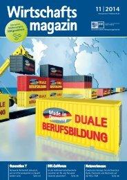 Wirtschaftsmagazin der IHK Gießen-Friedberg