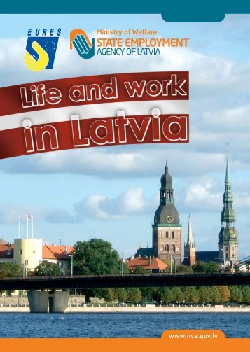 Life & work in Latvia.indd - eures