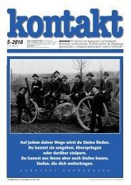 Ausgabe 05 (11.03.2010) PDF - Herrnhut