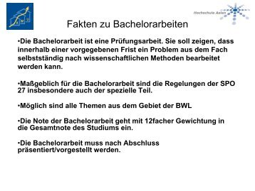 Bachelorarbeit Atominstitut