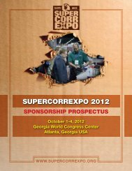 Sponsor Prospectus - SuperCorrExpo