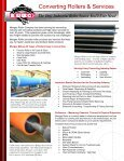 Converting Rollers - Menges Roller Company, Inc. - Page 2