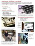 Converting Rollers - Menges Roller Company, Inc. - Page 3