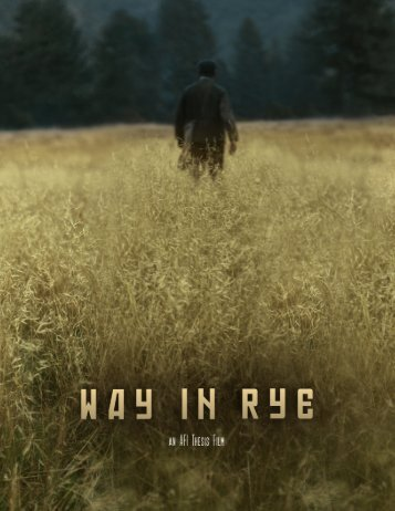 Filmmakers - Way in Rye