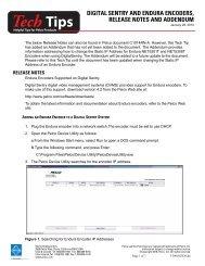 Tech Tips - Schneider Electric