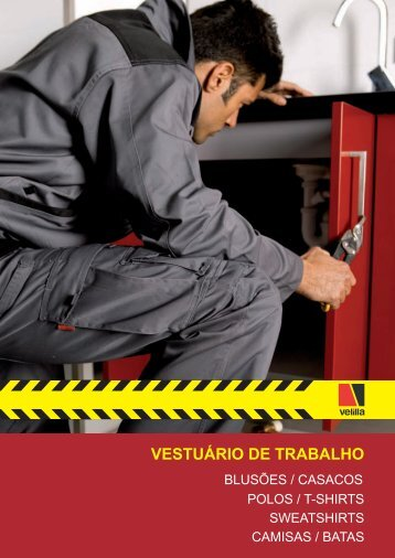 Indústria Vários - Vestuário de Trabalho