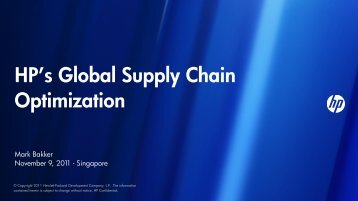 1 - Supply Chain Council