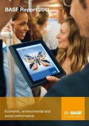 BASF Report 2011