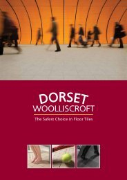 Welcome to Dorset Woolliscroft - Mattonella Tile Studio