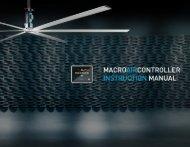 MacroAirController Instruction Manual